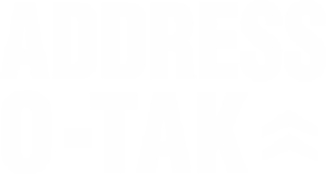 Logo Addressotak bianco